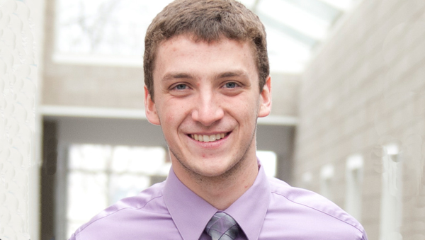 Checking in with Stephen Henrich, Rhodes Scholar Finalist and '13 Alum