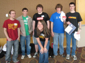 2011 Programming Contest Participants