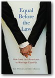 Equal Before the Law Bookjacket