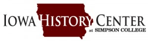 Iowa History Center Logo