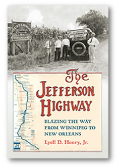 Jefferson Highway Book Jacket