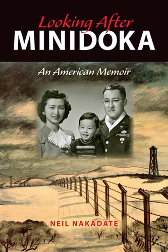 Book Cover for Looking After Minidoka