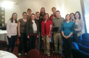 2013 Members of Phi Alpha Theta
